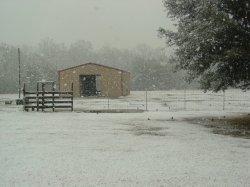 Restoration Farm in Winter 2009